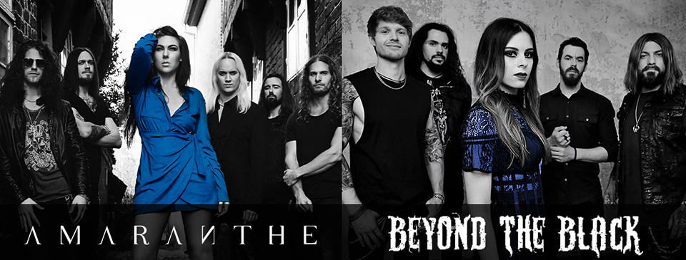 AMARANTHE | BEYOND THE BLACK