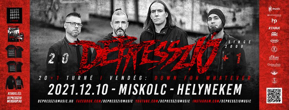DEPRESSZIÓ - Miskolc
