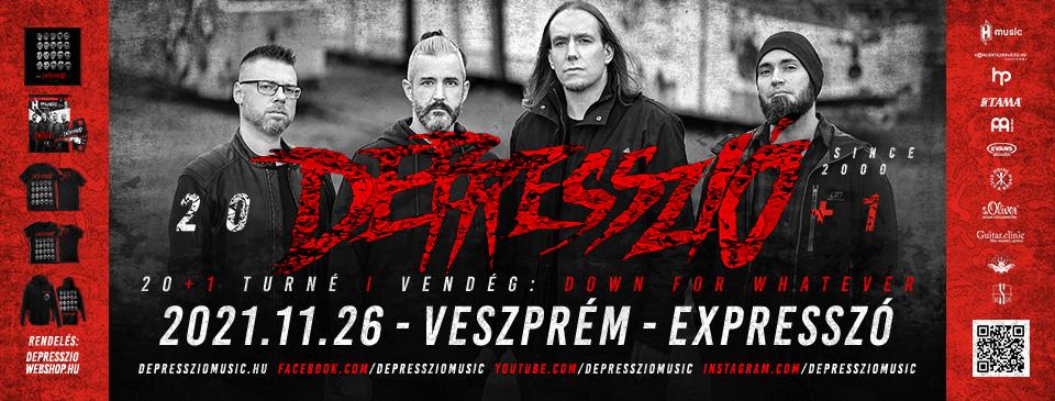 DEPRESSZIÓ - Veszprém