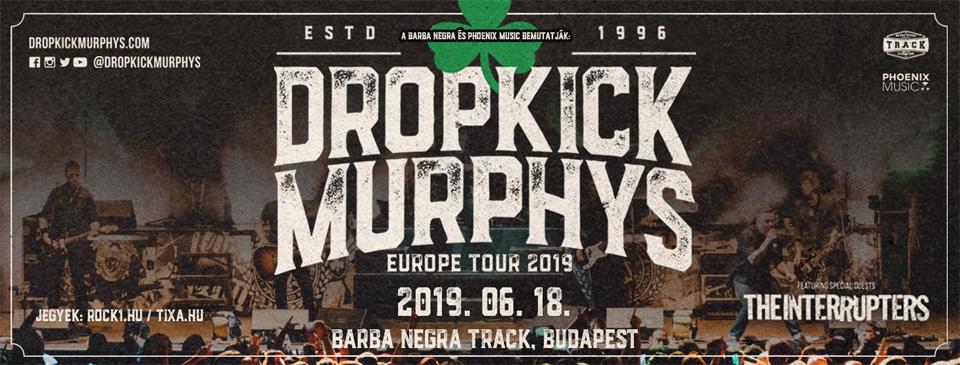 DROPKICK MURPHYS (USA)