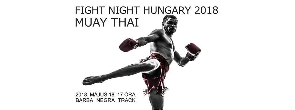 Fight Night Hungary 2018 - Ganxsta Zolee és a Kartel - Kombinált Jegy