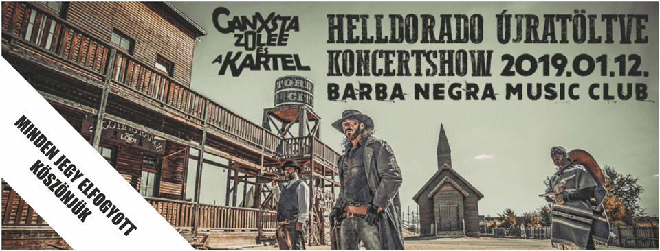 Ganxsta Zolee és a Kartel - Budapest