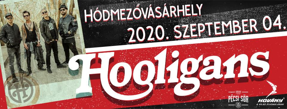 Hooligans - Hódmezővásárhely - Széchenyi Garden