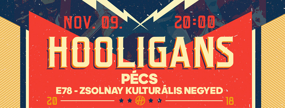 Hooligans - Pécs - E78