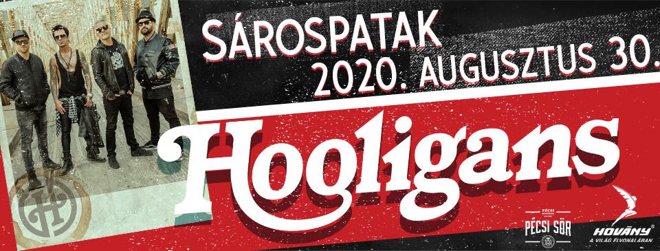 Hooligans - Sárospatak - Vízi kapu