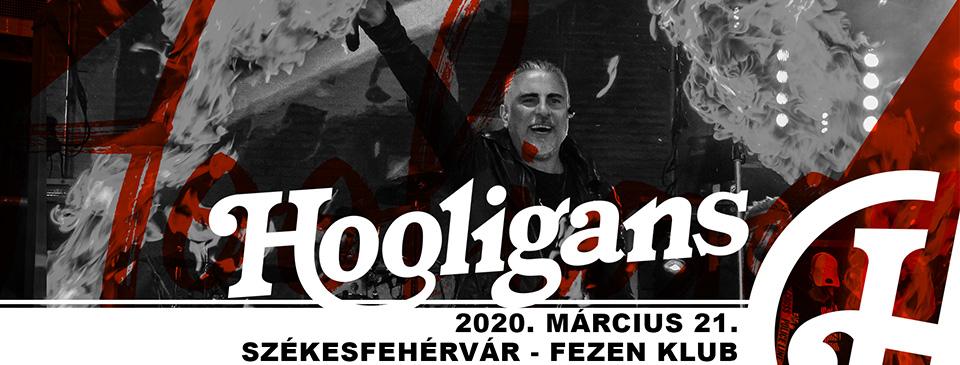 IDŐPONTVÁLTOZÁS! - Hooligans - Székesfehérvár - Fezen Klub