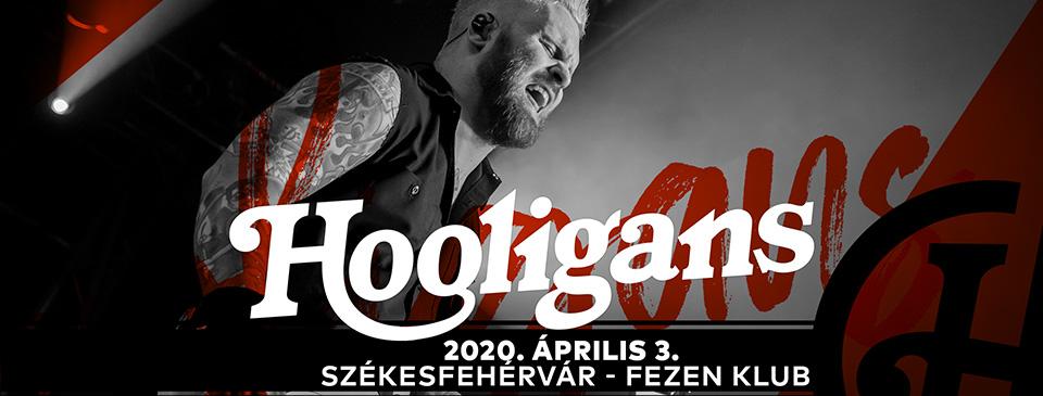 ELHALASZTVA - Hooligans - Székesfehérvár - Fezen Klub