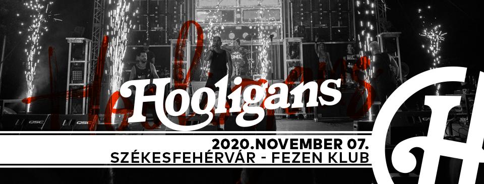 Hooligans - Székesfehérvár - Fezen Klub