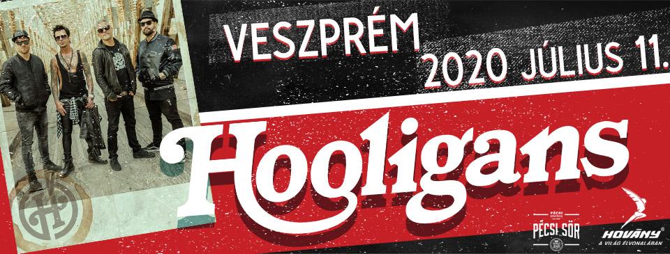 Hooligans - Veszprém - Presszókert