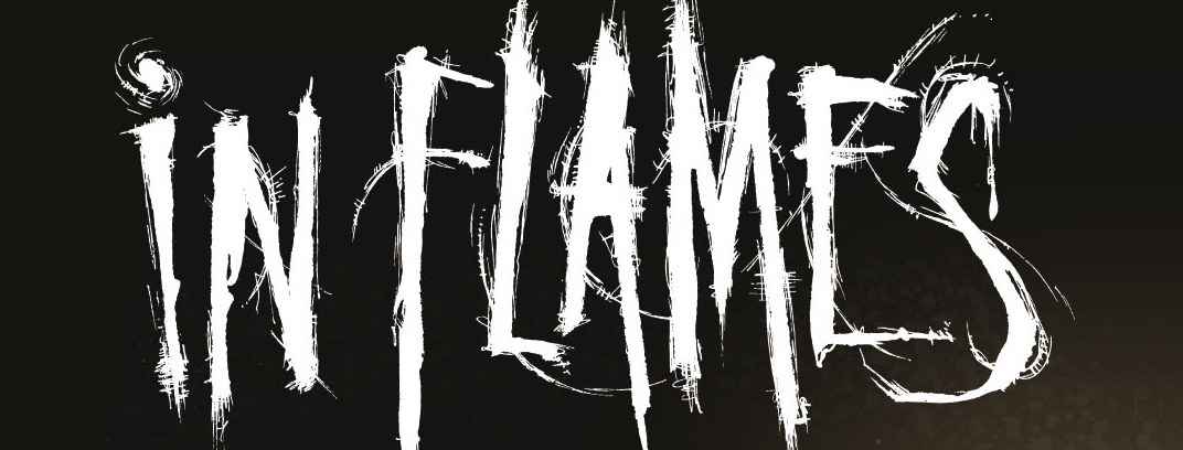 IN FLAMES - VIP Terrace