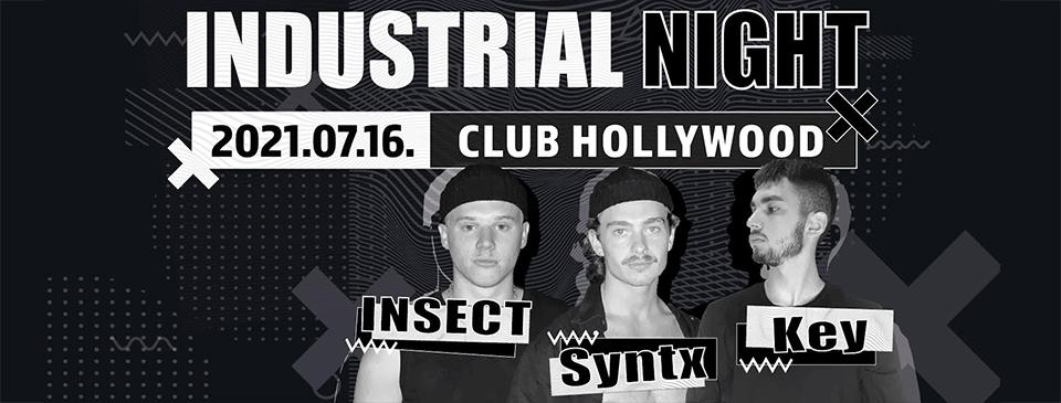 Industrial Night - Nyíregyháza