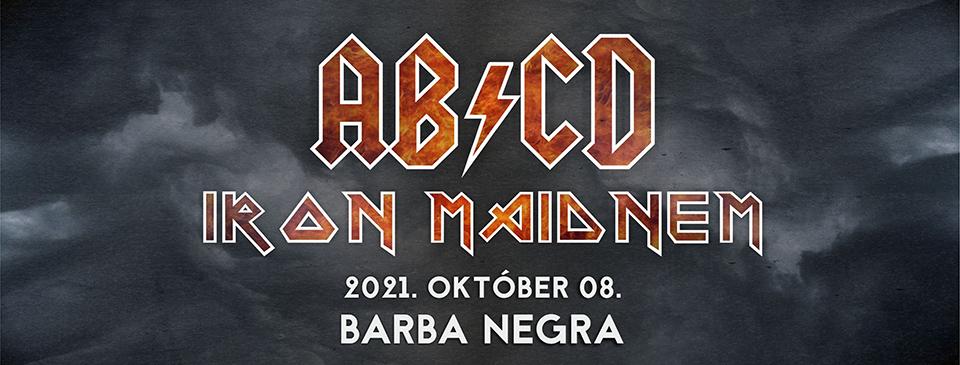 IRON MAIDNEM   AB/CD