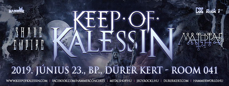 KEEP OF KALESSIN (NOR) - Dürer Kert