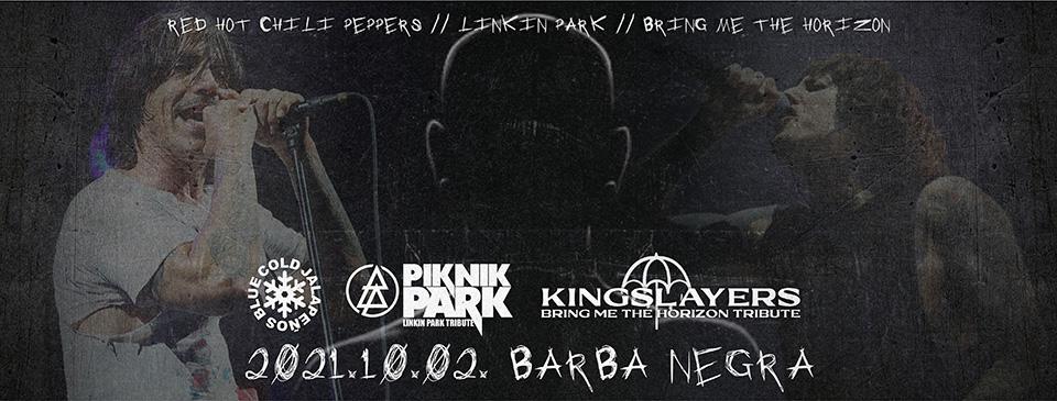 LINKIN PARK   RHCP   BMTH - TRIBUTE FEST