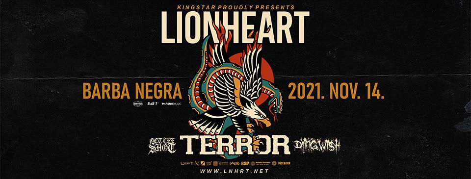 ELHALASZTVA - LIONHEART
