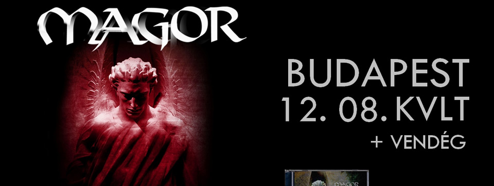Magor - Budapest - KVLT BP