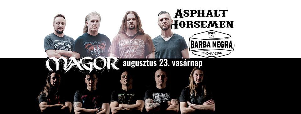 Magor | Asphalt Horsemen