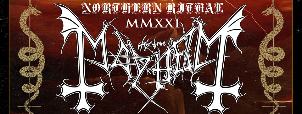 Mayhem (NOR) - Mortiis (NOR)