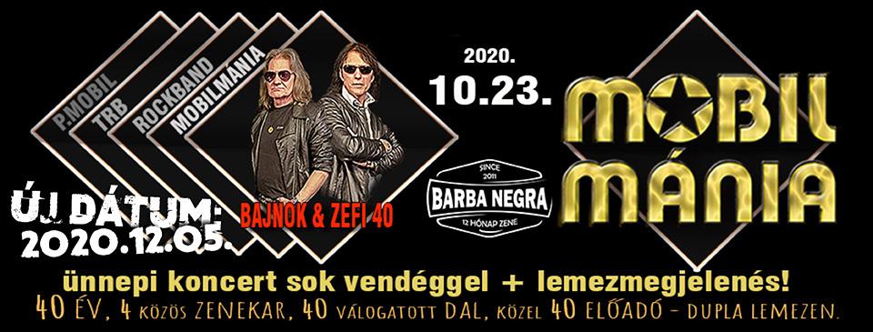 ELHALASZTVA - MOBILMÁNIA - Bajnok & Zefi 40