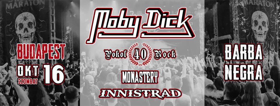 MOBY DICK - Diákjegy