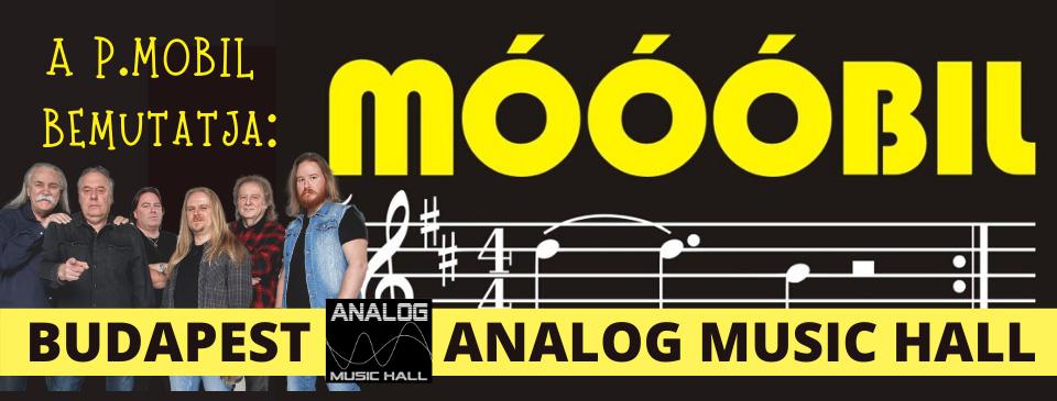 ELMARAD - P.MOBIL - Móóóbil! 2020 - Budapest - Analog