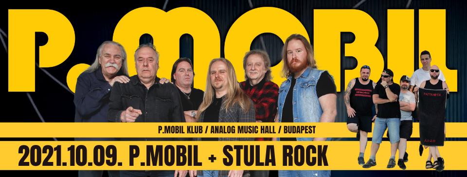 P.MOBIL - Budapest - Analog