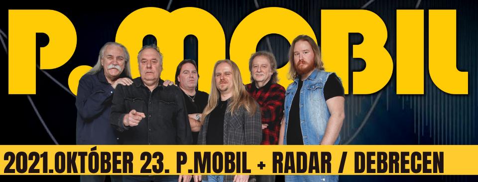 P.MOBIL - Móóóbil! 2021 - Debrecen