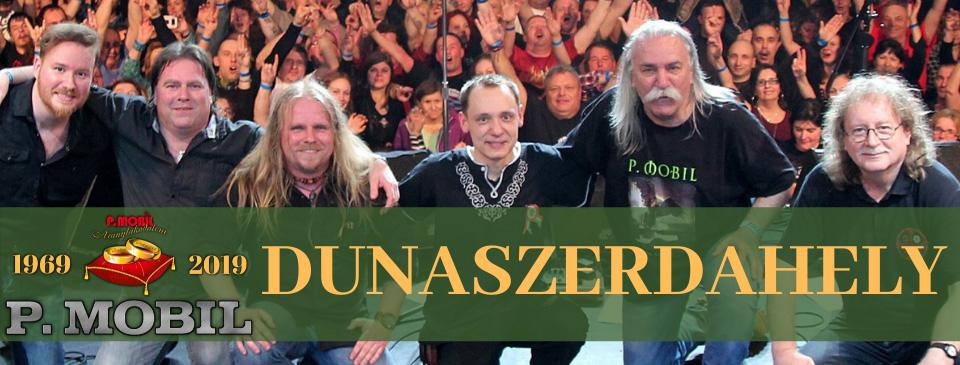 P.MOBIL - Aranylakodalom koncert - Dunaszerdahely