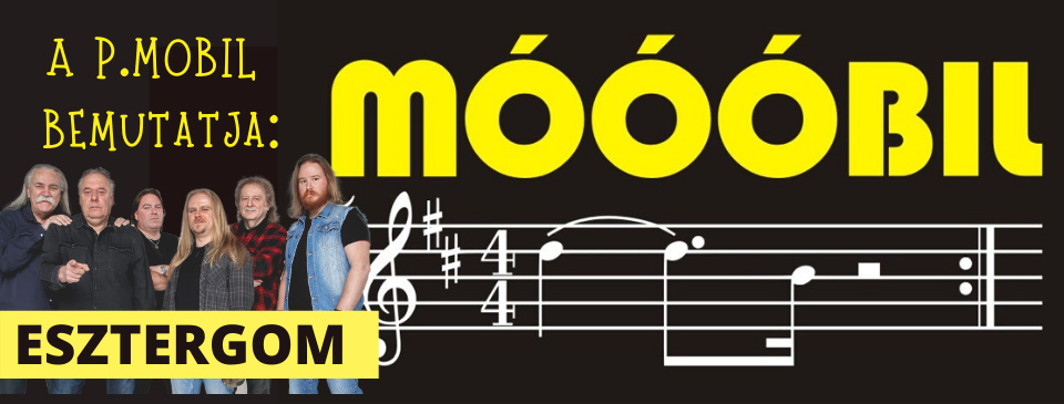 P.MOBIL - Móóóbil! 2020 - Esztergom