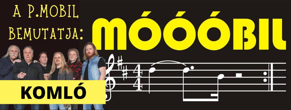 P.MOBIL - Móóóbil! 2020 - Komló