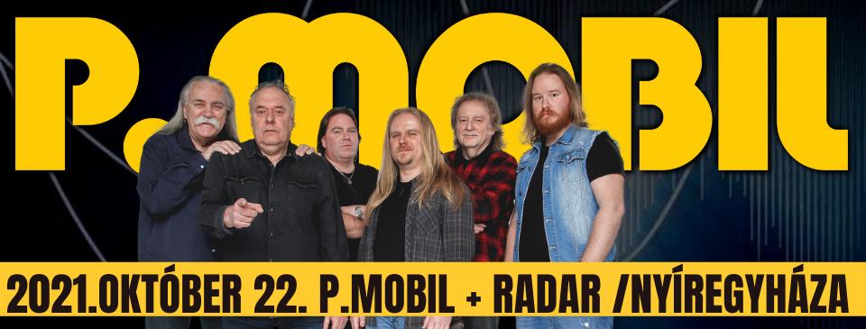 P.MOBIL - Móóóbil! 2021 - Nyíregyháza