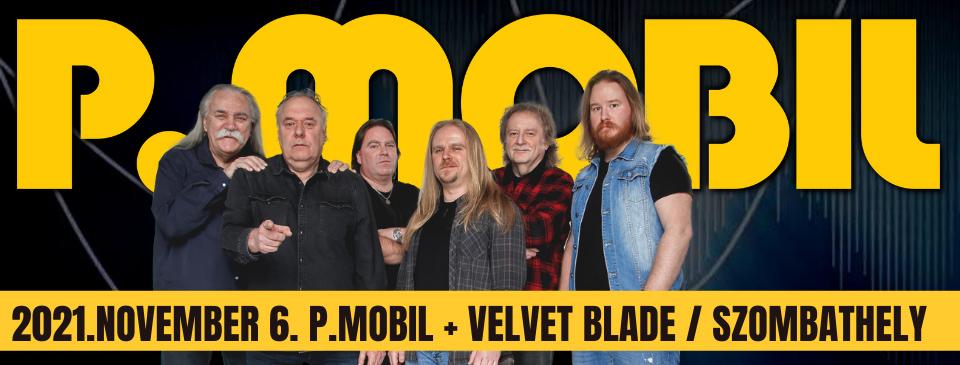 P.MOBIL - Móóóbil! 2021 - Szombathely