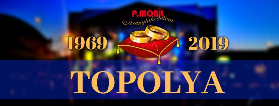 P.MOBIL - Aranylakodalom koncert - Topolya