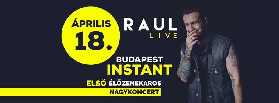 Helyszínváltozás - RAUL Live
