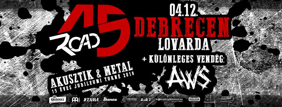 ROAD 15 - Debrecen