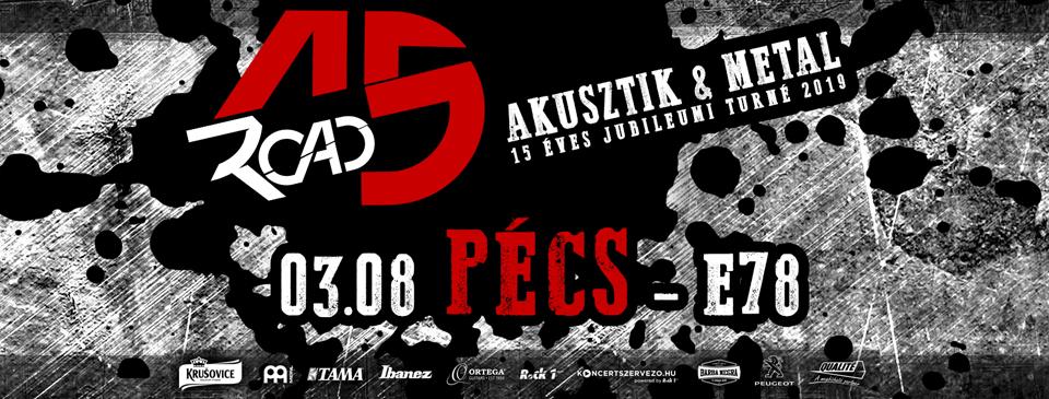 ROAD 15 - Pécs