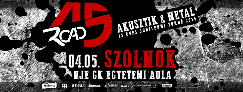ROAD 15 - Szolnok