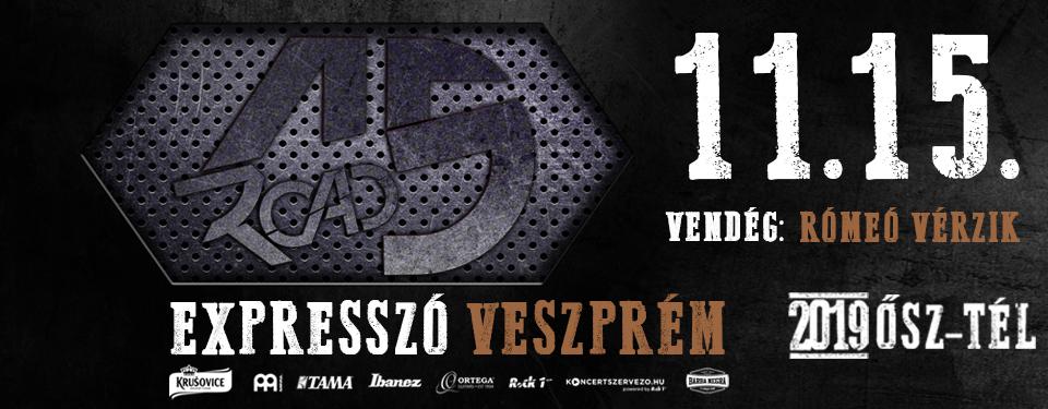 ROAD 15 - Veszprém