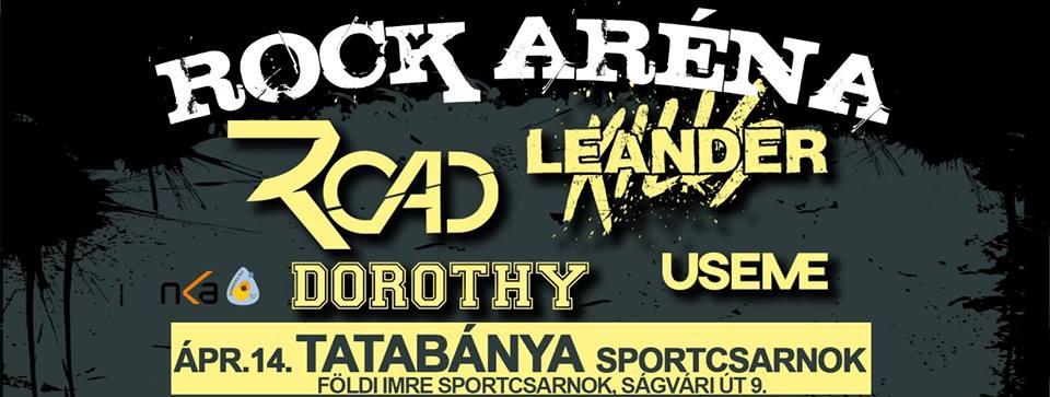 ROCK ARÉNA - Tatabánya - Sportcsarnok
