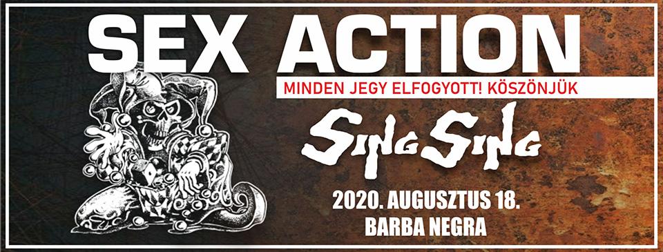 SEX ACTION | SING SING