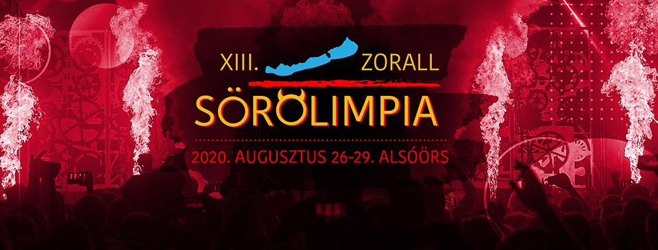 SÖROLIMPIA 2020 - HETIJEGY