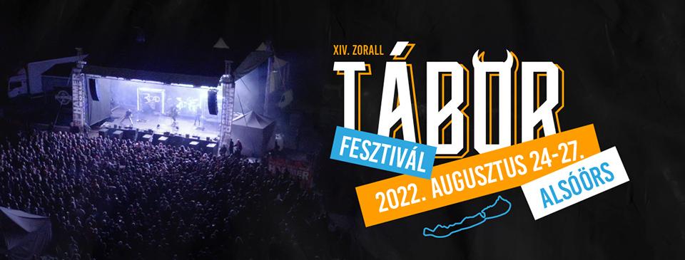 TÁBOR Fesztivál 2022 - HETIJEGY