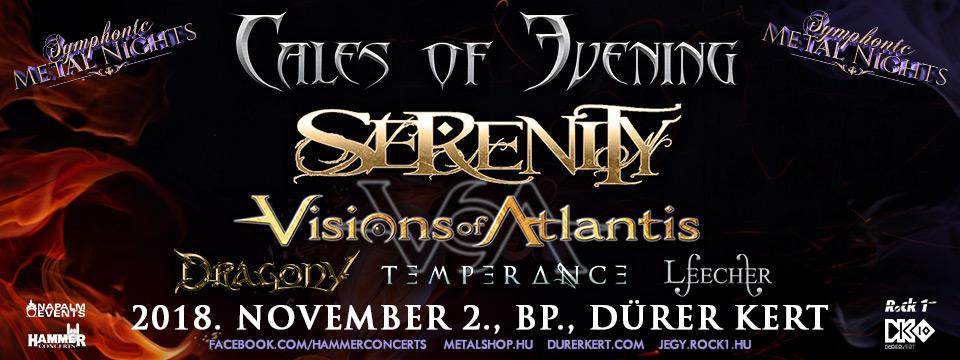 Tales Of Evening I Serenity I Visions Of Atlantis - Dürer Kert