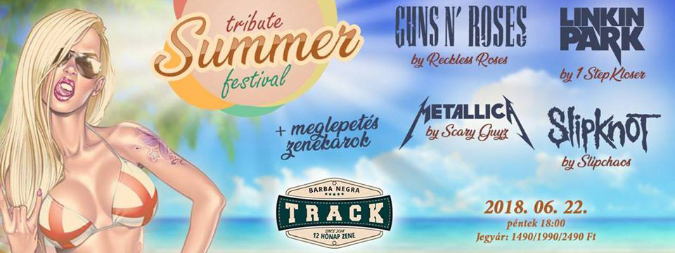 Tribute Summer Festival
