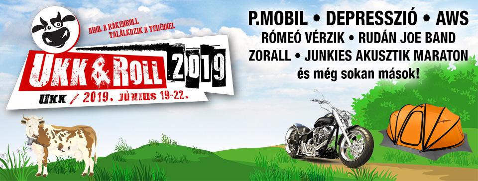 UKK&ROLL 2019 - Ifjúsági Bérlet