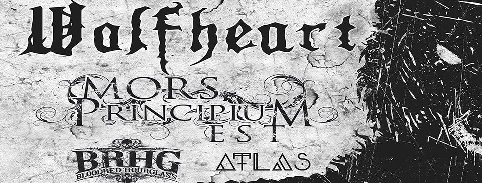 Wolfheart | Mors Principium Est | Bloodred Hourglass | Atlas in BP - Dürer Kert