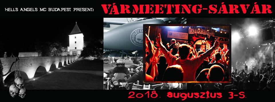 XVII. VÁRMEETING – Hétvégi Jegy – 08/03-08/05