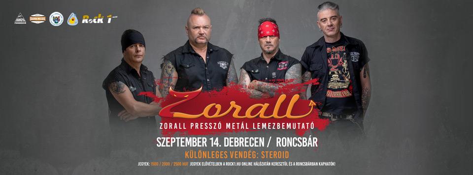 ZORALL - Debrecen