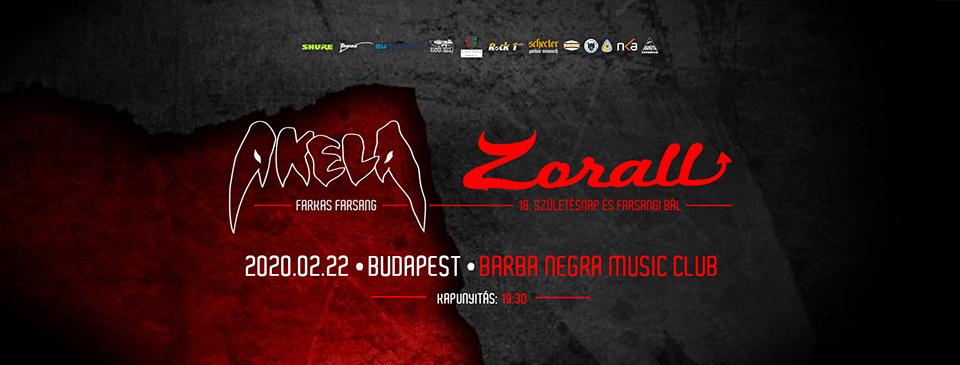 ZORALL Farsang
