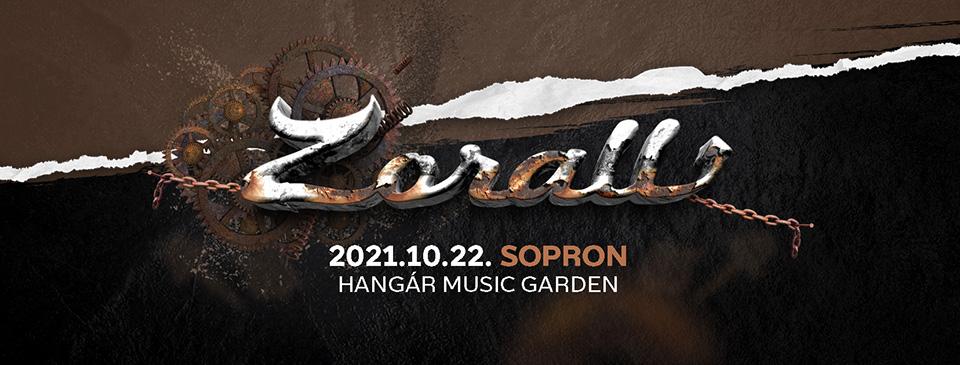 ZORALL Tour 2021 - Sopron